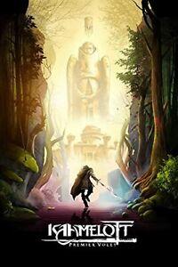 Kaamelott-Premier volet [Édition Épique-4K Ultra HD + Blu-Ray DVD Bonus + pièce