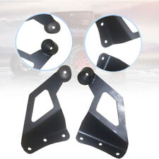 SUV Off-road Roof LED Light Strip Bracket Car Upper Bar Mounting Bracket Holder