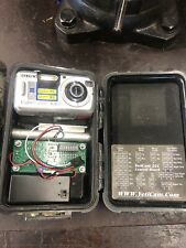 Lot of 4 Homebru trail cams Olympus D 380 Sony Dsc S600 Yeti boards