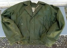 Military Extreme Cold Weather Insulated Jacket (A-1) Size M (438-40) EUC Vietnam