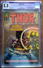 Thor #134  CGC 5.5 (C-1)  OW  1st High Evolutionary!  HOT!