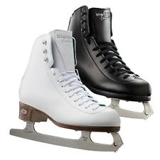 riedell ice skates: size 4