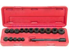 17pc Universal Clutch Install Aligning Alignment Tool Kit Car Pilot Bearing Set