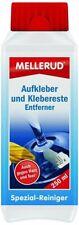MELLERUD 250 ml Aufkleber- und Klebereste-Entferner geeignet auch für Teer Harz
