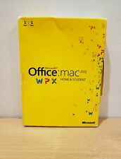 Microsoft Office for Mac WPX Home & Student 2011 ( 1 USER  )