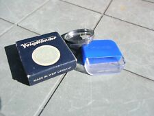 Voigtlander Set of  32mm Lens Filters in Cases and Boxes VGC