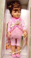 Käthe Kruse Puppe aus der Serie TONI Fleur ca.37 cm Spielpuppe Stehpuppe