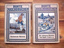 Bunte Jugendbücher (Antiquariat)