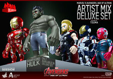 Avengers Age of Ultron Series 2 Set of 5 Artist Mix Figure Hot Toys