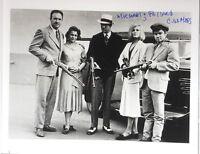 Bonnie/Clyde Autograph 8 x 10 Photo Signed Michael Pollard-FREE S&H(LHAU-672)