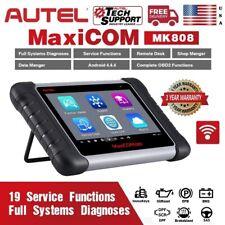 2020 AUTEL MaxiCom MK808 OBD2 Scanner Auto FULL Systems Diagnostic Tool MK808BT