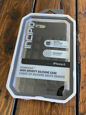 Genuine Incipio iPhone 6 Bombproof high density silicone case Extremely unique