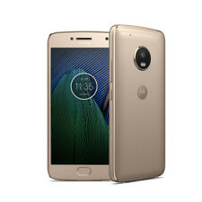 Motorola Moto G5 Plus 2GB 16GB Fine Gold Refurbished with 10 months manufacturer