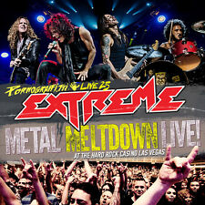 Pornograffitti Live 25 / Metal Meltdown (2016, Blu-ray NUEVO)3 DISC S (REGION A)