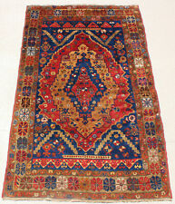ANTIQUE YAHYALI JAIL CARPET (J218)
