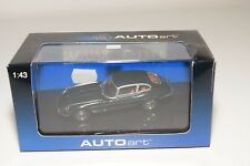 * AUTOART AUTO ART 53782 JAGUAR E-TYPE COUPE SERIES III V12 GREEN MINT BOXED