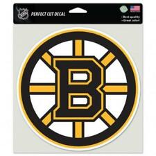 "Boston Bruins 8""x8"" Color Auto Decal [NEW] NHL Car Truck Emblem Sticker"