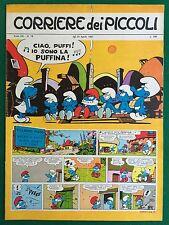 CORRIERE DEI PICCOLI n 18/1967 , MINA NINI' ROSSO BOXE BENVENUTI GRIFFITH