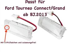 2x TOP LED SMD Kennzeichenbeleuchtung Ford Tourneo Connect/Grand Tourneo /KS1/