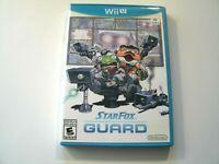 Star Fox Guard (Wii U, 2016) Nintendo Starfox