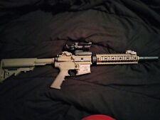 Custom airsoft rifle.