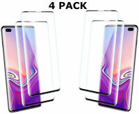 Curved Tempered Glass Screen Protector Samsung Galaxy Note 8 9 S8 S9 / S10 Plus