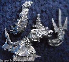2001 Skaven Warlock Engineer 2 Chaos Ratmen Citadel Command Lords & Heroes Skyre