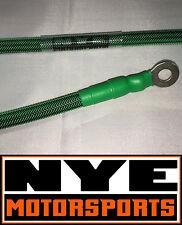NYE Ground Wire Kit Honda Civic 92-00 Acura Integra 94-01 Del Sol Ogre Green