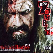 """ROB ZOMBIE """"HELLBILLY DELUXE 2"""" CD ROCK NEU"""
