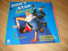 DON'T STOP DANCING (TELSTAR) 18 HITS/MICHAEL JACKSON/WEATHER GIRLS/S.O.S/ BAND