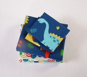 100% Cotton Sheets Kids Twin Full Sheets For Kids Girls Boys Teens Dinosaur