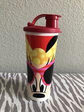 Tupperware Disney Minnie Mouse Tumbler 16oz New