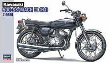 Hasegawa BK-10 1/12 Scale Model Spork Bike Kit Kawasaki H1 Mach III 500 SS 1969