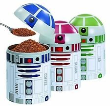 Star Wars Droid Storage Canisters Set of 3 - BACK IN STOCK!!!