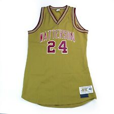 Vintage Russell Athletic Bishop Watterson #24 Basketball Jersey 70s-80s Mens L