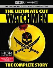 Watchmen: Ultimate Cut (2016, Blu-ray NEUF)3 DISC SET