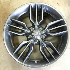 13 14 15 Lexus CT200h wheels Gun metal gray Trident rims Prius 17 x 7 +36 5x100