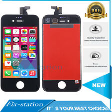 UK For iPhone4S LCD Screen Touch Digitizer Display Replacement Black