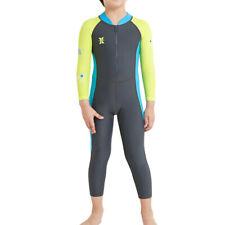 UV-Schutz schön und komfortabel Damen Schwimmanzug Lang Ganzkörper Badeanzug