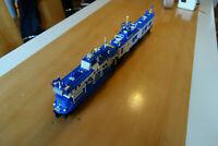 LEGO 9V Train BLUESTAR | Telecommunication-Train | World City