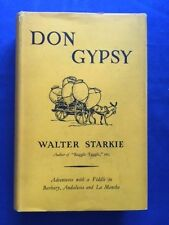 DON GYPSY - FIRST EDITION BY WALTER STARKIE