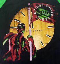 Vintage 1990s A Tribe Called Quest Album Promo Shirt Sz Small Rap Tee Hip Hop