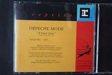 DEPECHE MODE PROMO PRO CD DAVE GAHAN MARTIN GORE MEGA RARE I FEEL YOU REPRISE