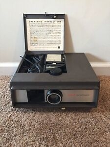 Argus 543 Auto Slide Projector fully operational A77