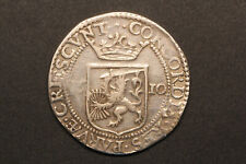 Netherlands / Gelderland - 1/2 Nederlandse rijksdaalder 1610 (#69)