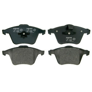 Disc Brake Pad Set-SST Front Federated MD915B