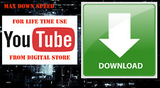 You Tube video Downloader for Life Time Use Google Drive instantanée Livraison,