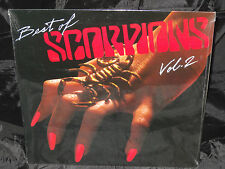 Scorpions Best Of Scorpions, Vol 2 SEALED USA 1984 1ST PRESS VINYL LP
