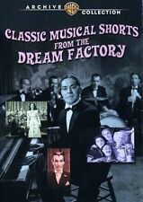 Classic Musical Shorts from the Dream Factory 4 DVD Set