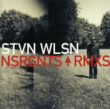 Steven Wilson Insurgentes Rmxs CD Rare Porcupine Tree